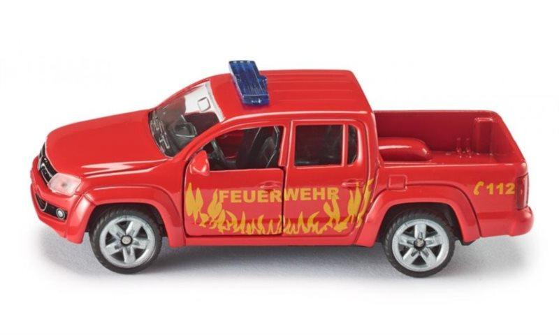 SIKU 1467 Požární auto Pick-up