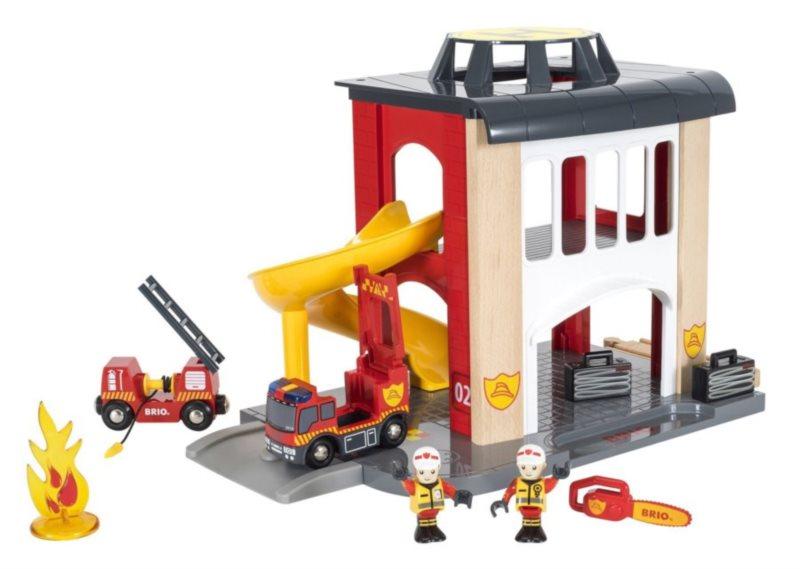 BRIO 33833 Požární stanice