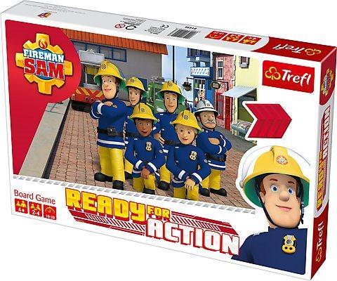 TREFL Požárník Sam: Připraven do akce!