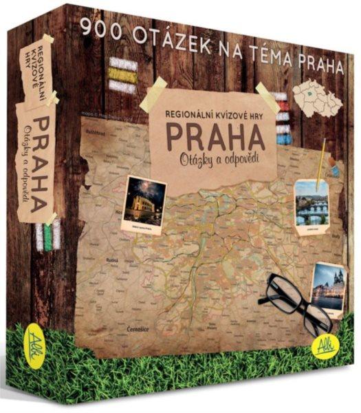 Praha - Otázky a odpovědi