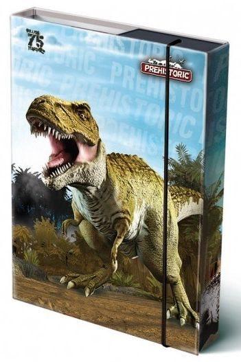 Box na sešity Prehistoric A4