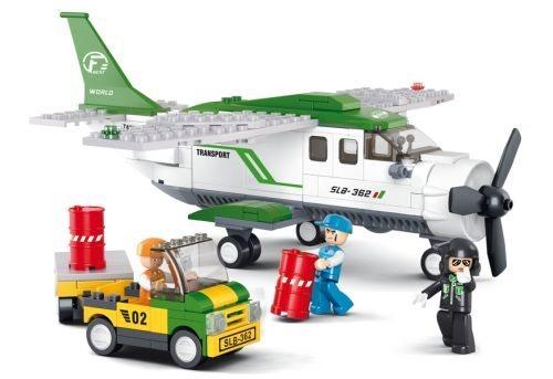 SLUBAN Přepravní letadlo M38-B0362
