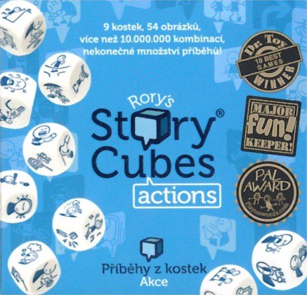 Rodinná hra Příběhy z kostek: Akce, MINDOK