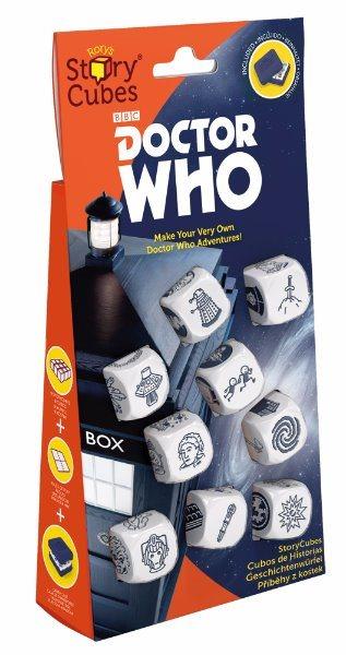 Příběhy z kostek: Doctor Who, MINDOK