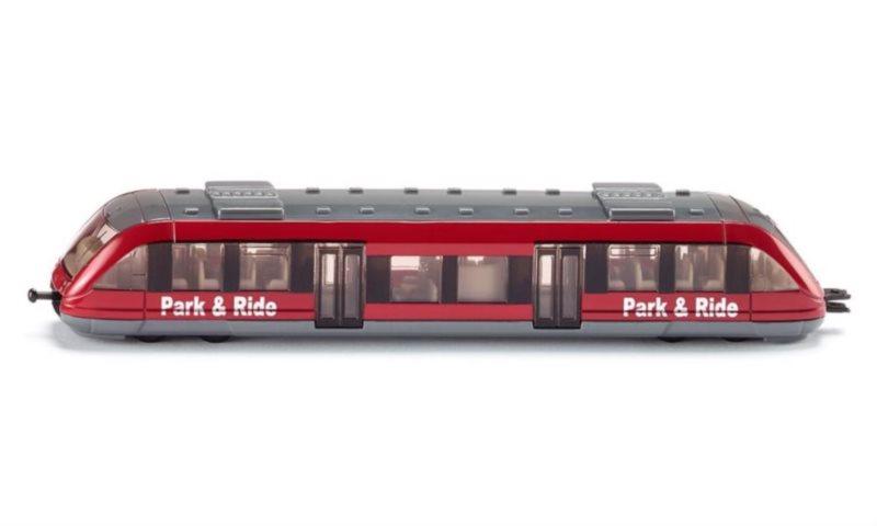 SIKU 1646 Příměstský vlak