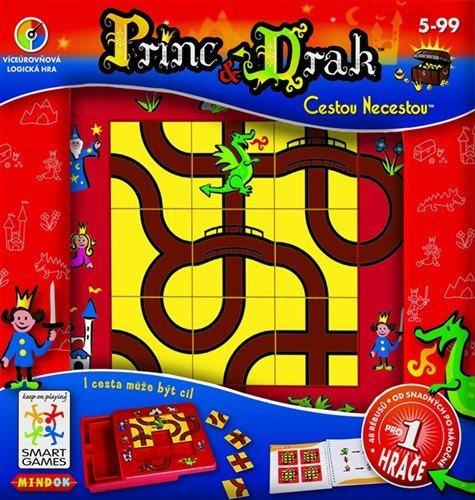 Logická hra Princ a drak, MINDOK