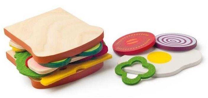 Připrav si svůj sendvič WOODY