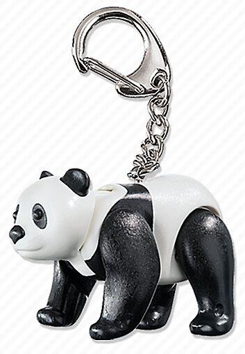 Přívěsek na klíče Panda 6612