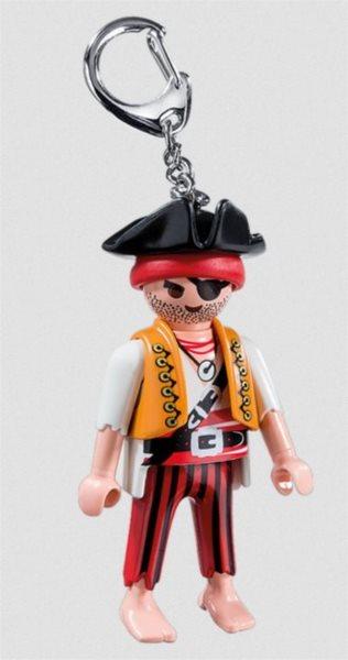 Přívěsek na klíče Pirát 6658