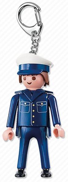 Playmobil 6615 Přívěsek na klíče Policista