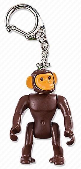 Přívěsek na klíče Šimpanz 6611
