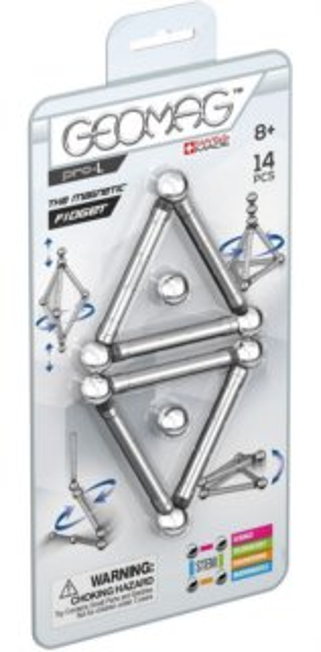GEOMAG Pro-L The Magnetic Fidget 14 dílků