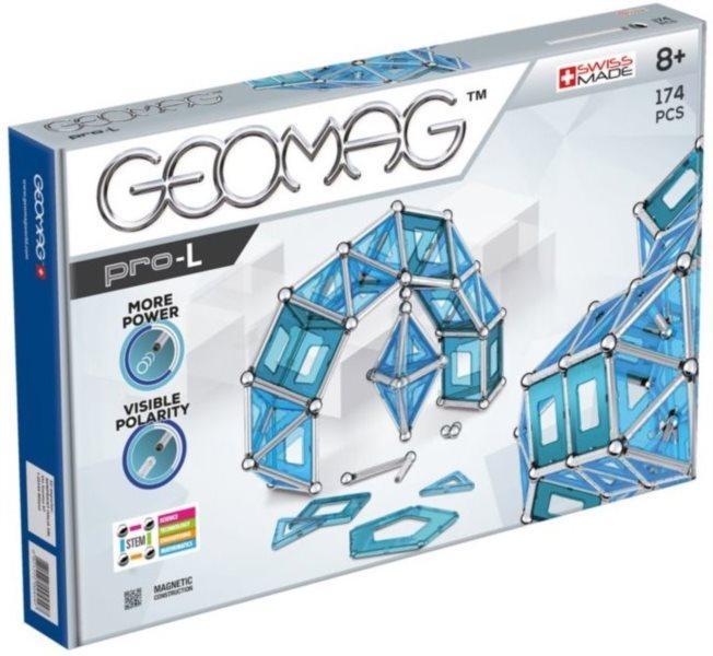 Magnetická stavebnice GEOMAG - Pro L 174 dílků