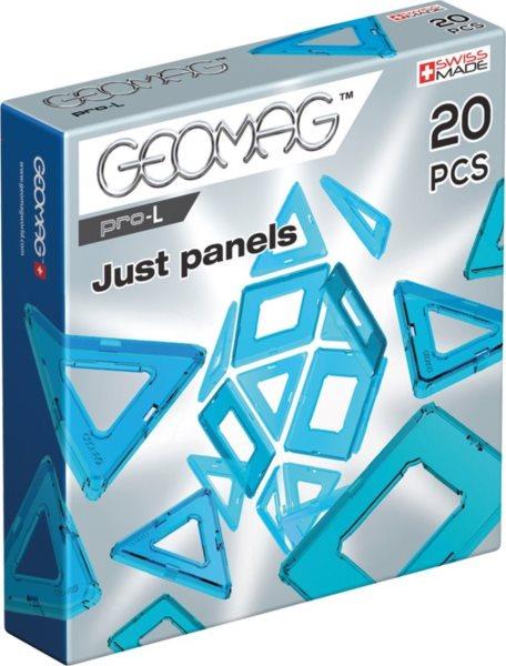 GEOMAG Pro-L Just Panels 20 dílků