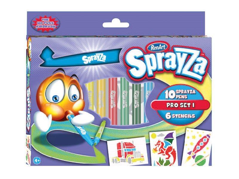 Fixy SprayZa Pro Set 1