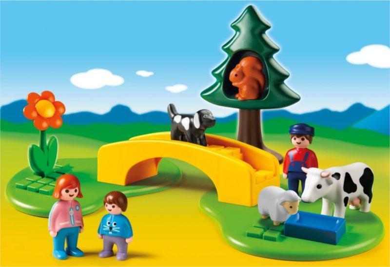 Playmobil 6788 Procházka na louce (1.2.3)