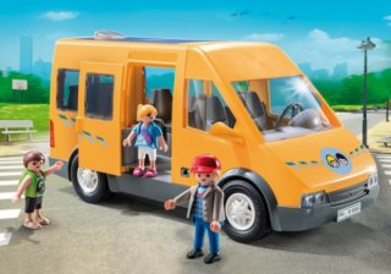 Školní autobus 6866