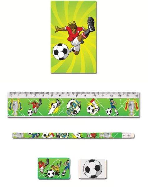 Psací souprava Fotbal