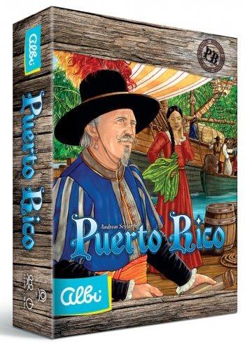 Společenská hra Puerto Rico, ALBI