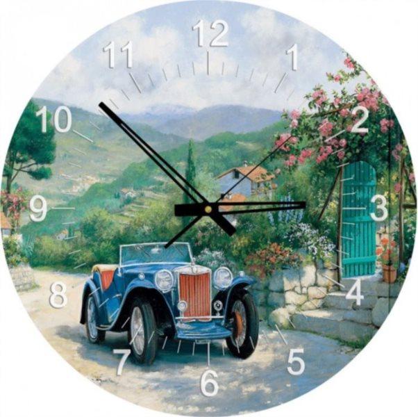 ART PUZZLE Puzzle hodiny Moje pýcha 570 dílků