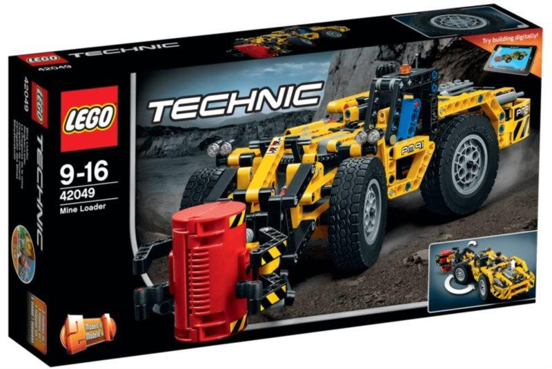 Stavebnice LEGO® Technic 42049 Pyrotechnický vůz