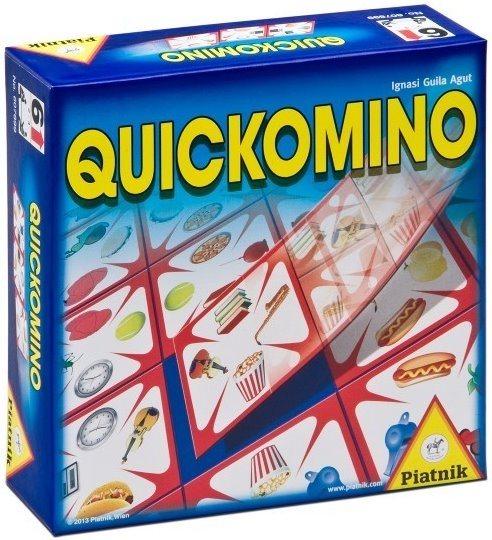 Quickomino PIATNIK 607899