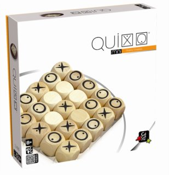 Rodinná hra - Quixo, ALBI