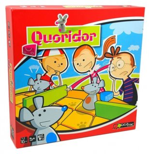 ALBI Zábavná hra Quoridor Kids