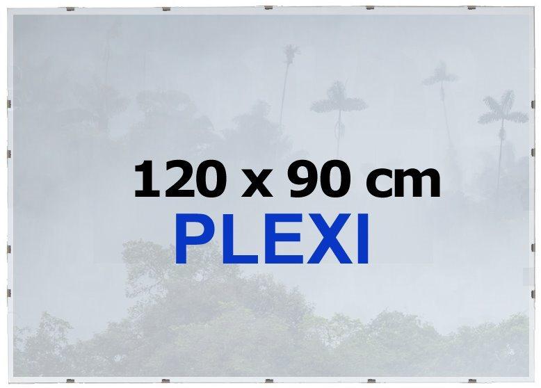 BFHM Rám na puzzle Euroclip 120x90cm (plexisklo)