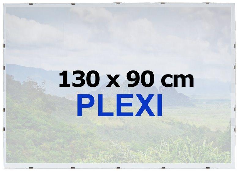 BFHM Rám na puzzle Euroclip 130x90cm (plexisklo)