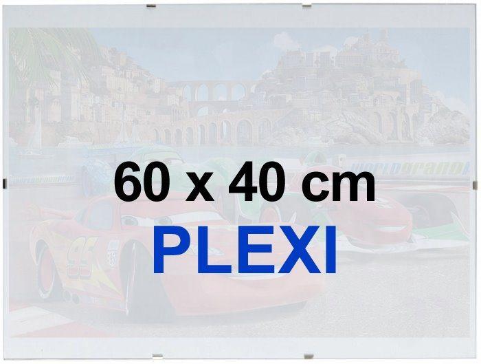 BFHM Rám na puzzle Euroclip 60x40cm (plexisklo)