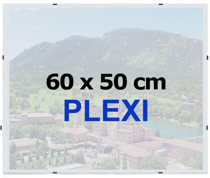 BFHM Rám na puzzle Euroclip 60x50cm (plexisklo)