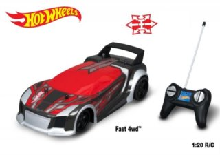 NIKKO RC Hot Wheels Fast 4wd