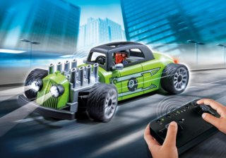 PLAYMOBIL RC Rock'n'Roll Racer 9091