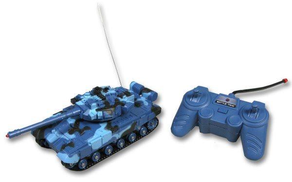 R,C Tank na dálkové ovládání