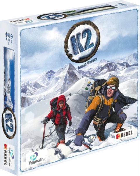 Stolní hra REBEL K2
