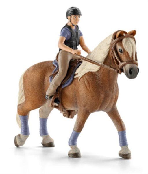 SCHLEICH 42113 Rekreační jezdec na koni