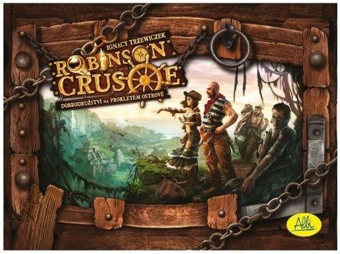 Kooperativní hra Robinson Crusoe: Dobrodružství na prokletém ostrově, Albi