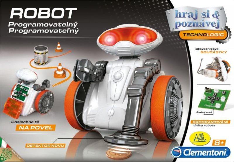 Vědecká sada Robot, ALBI