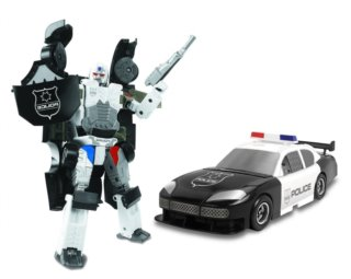Robot XBot Policie