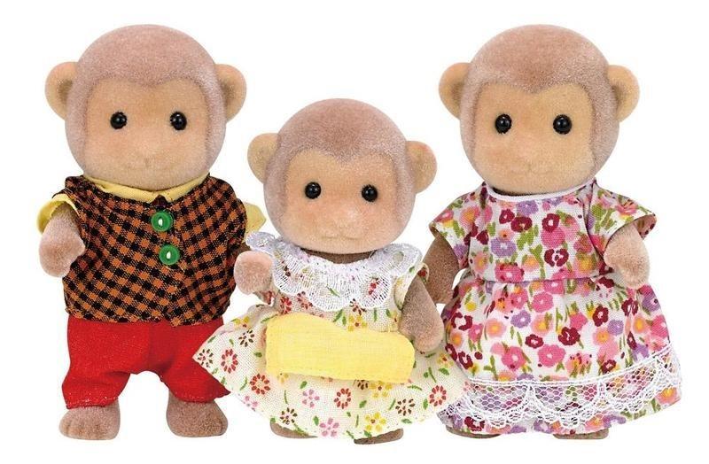 Sylvanian Families 5214 Rodina opiček