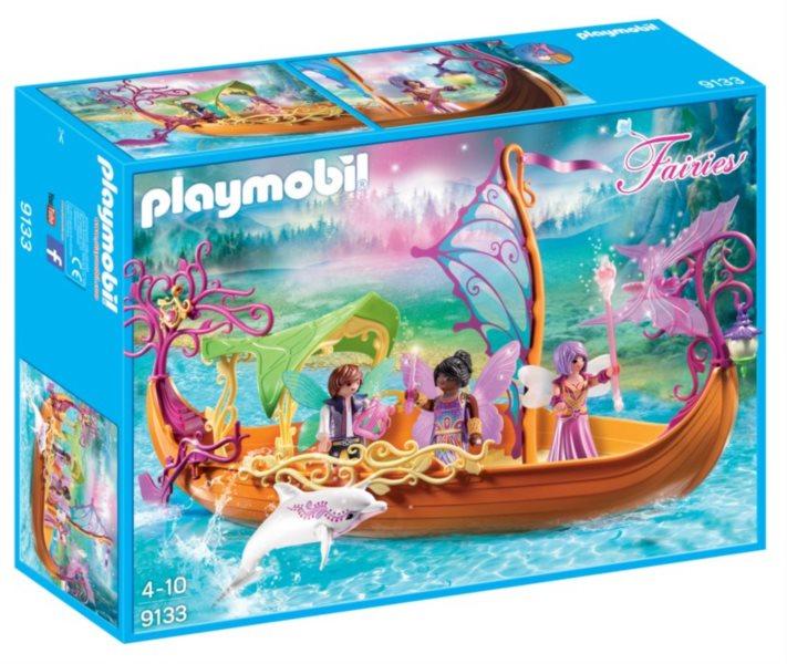 PLAYMOBIL Romantická loď s vílami 9133