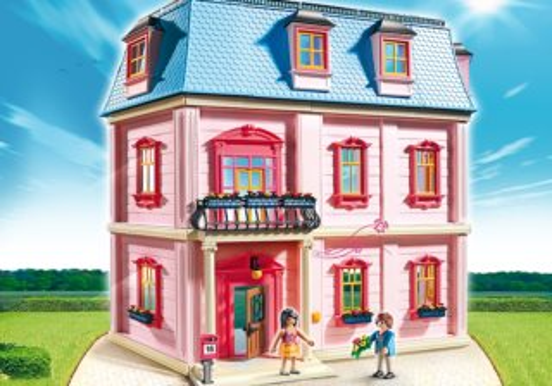 Romantický dům pro panenky 5303
