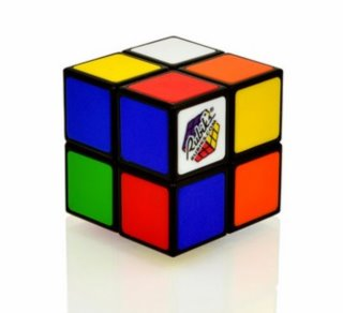 Originál Rubikova kostka 2x2