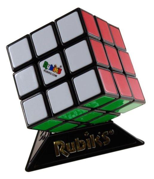 Rubikova kostka 3x3 s podstavcem