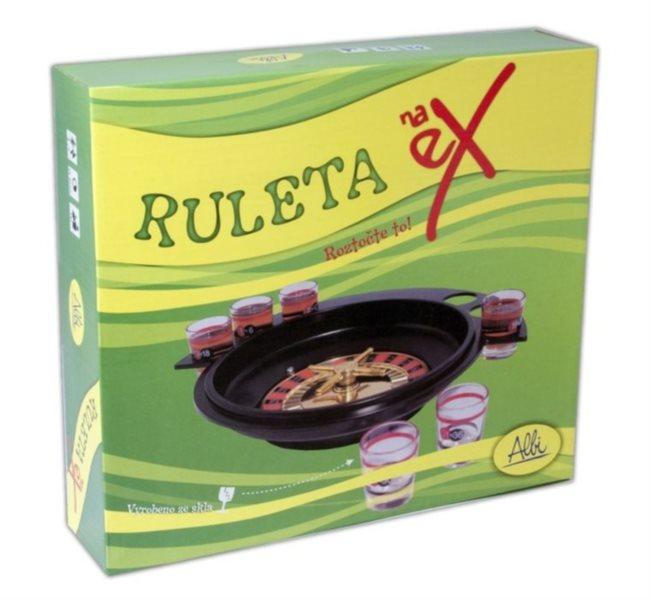 Ruleta Na ex!, ALBI