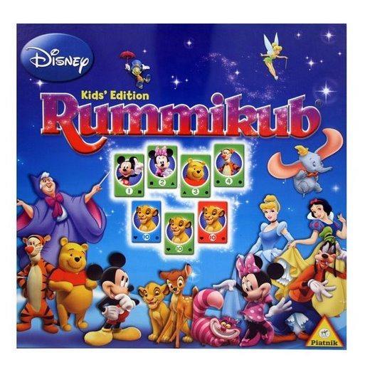Rummikub Junior Disney PIATNIK