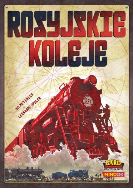 Společenská hra Ruské železnice, MINDOK
