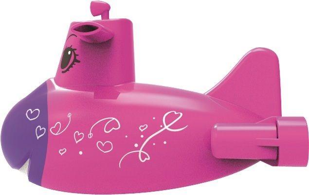 MAC TOYS Růžová ponorka