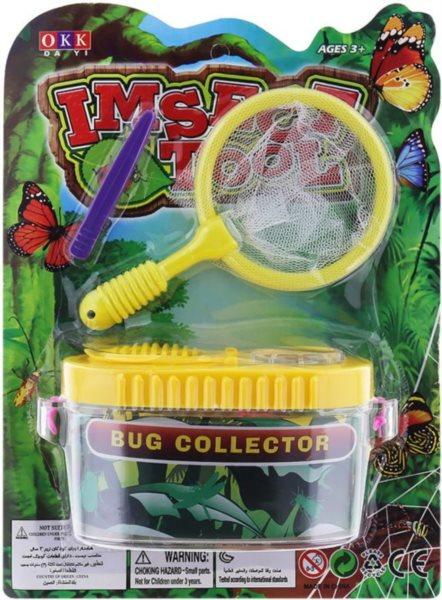 Sada na chytání hmyzu